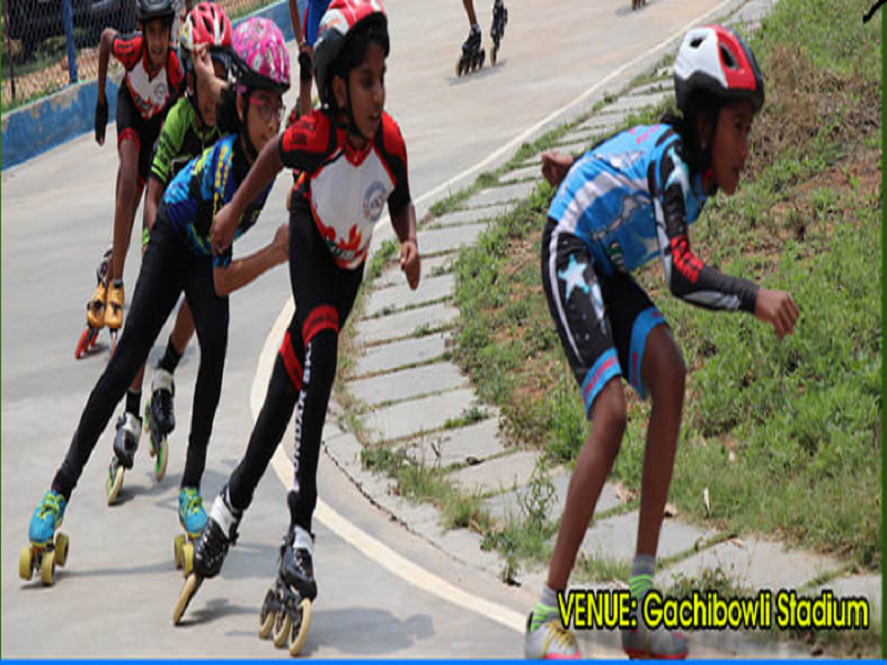 Skating and Waveboard Competition Inter School