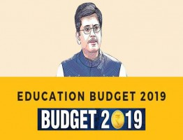 Education Sector tagged with Rs 93,847.64 Crore in Interim Budget of 2019-20